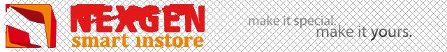 NEXGEN smart instore - Ihr Full-Service-Anbieter für Digital Signage, Multichannel-Anwendungen und Digitale Medien am POS und POI. Wir betreuen Retailer, die Ihre Omnichannel-Kunden mit allen Sinnen ansprechen wollen.